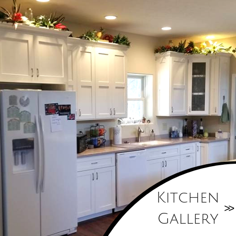 Kitchen cabinet galleries